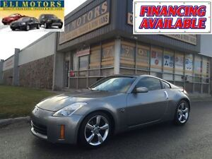 2006 Nissan 350Z PREMIUM PKG.6 SPEED.18ALLOY WHEELS. LEATHER