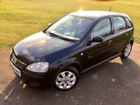 Vauxhall Corsa 1.2L 5Dr In Mint Condition! FULL SERVICE HISTORY/1 Year MOT/HPI Clear