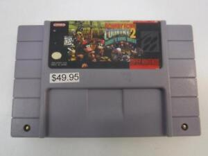 Donkey Kong Country 2: Diddy's Kong Quest for SNES - We Buy and Sell Vintage Video Games - 51081 - OR1026405