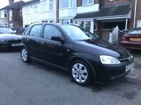 Vauxhall corsa 1.2 sxi 12 months mot 33,000 Miles only full service history two keys all old mots