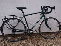 Dawes Galaxy Classic tourer in 'as new' condition