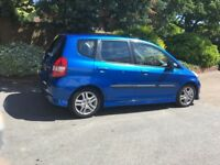 Honda Jazz Sport - cheap manual - power steering - parking sensors - air con - 1 previous owner