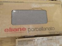 porcelain Floor or Wall Tiles grey 60x30 cm (5 square meters available) £20 per box