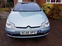 Citroen C5 Exclusive diesel automatic FSH , very low mileage, might SWAP
