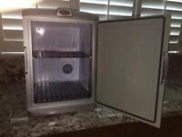 Small fridge/cooler study/office/university