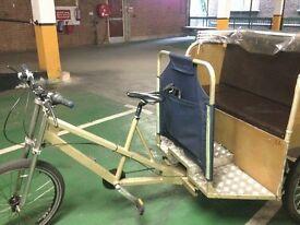 Rickshaw/Pedicab for sell
