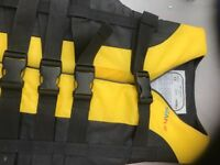 Life Jacket XL good condition only worn a couple of times