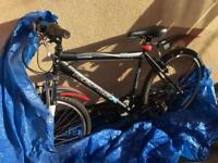 Reflex Mountain bike hardly used