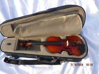 1/4 Violin by Suzuki NS20