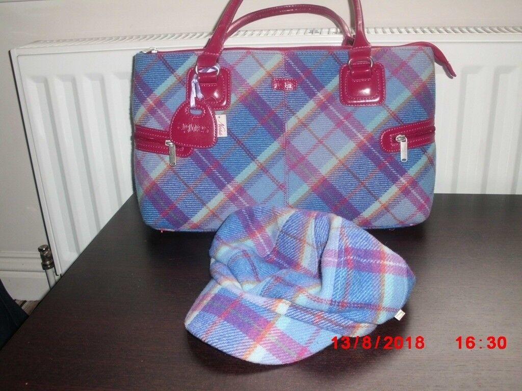 Ness Handbag And Cap