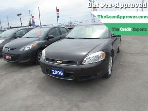 2009 Chevrolet Impala LTZ * CAR LOANS FOR ALL CREDIT