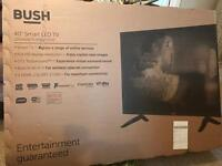 Brand new Boxed 40 inch Smart LED TV