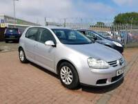 2008 57 volkswagen golf match fsi 1.6