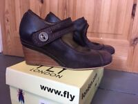 Fly London Ladies Shoes size 5