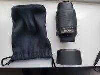 Nikon Nikkor AF 55-200mm F/4-5.6 AF-S DX VR Lens