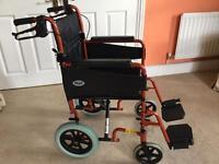 Adult push/wheelchair