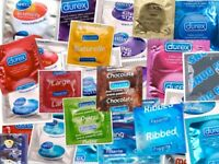 ***24 PACK VARIOUS BRANDED CONDOMS***