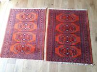 2 chinese rugs