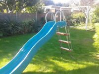 Tp Crazy Wavy Slide with Extension