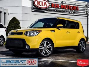 2014 Kia Soul SX - BLUETOOTH, HEATED SEATS & A/C