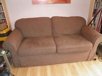 2 x Sofa 1 x 3 seater 1 x 2 seater - loose covers