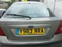 Ford mondeo mk3 boot