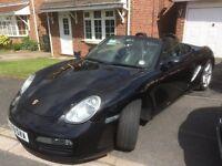 Porsche Boxster Convertible for sale