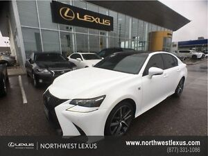 2016 Lexus GS 350 F SPORT SERIES 2