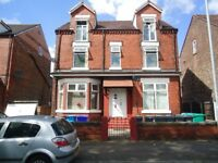 Studio flat available on Bellott Street, Cheetham Hill, Manchester. DSS welcome.