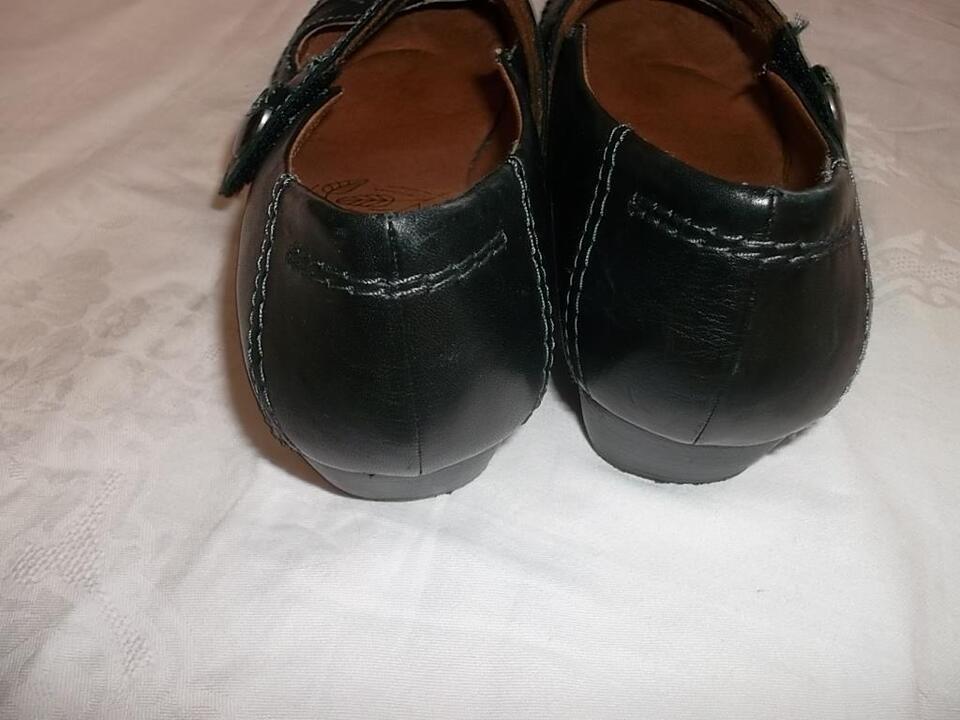 Jana Be Natural Schuhe Pumps High Heels Keilsohle schwarz