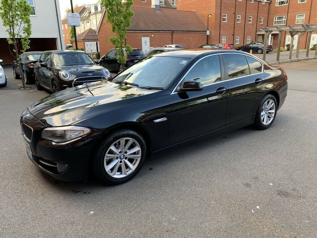 Bmw 5 Series 520d Diesel Excellent Condition Just Serviced Mot Till March 2019 In Wokingham Berkshire Gumtree
