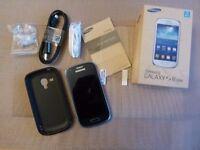 Samsung Galaxy S3 Mini Pebble Blue Unlocked for sale