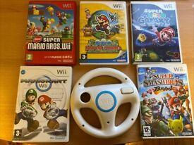 Mario Game Bundle for Nintendo Wii