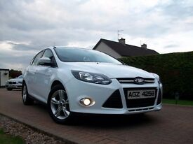 2014 FORD FOCUS ZETEC TDCI *LOVELY CAR* ONLY £20 ROAD TAX!!!