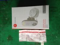 Baby monitor alarm by Motorola,as new.