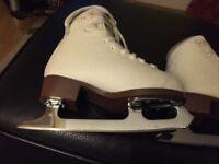 Ice Skates Size 30