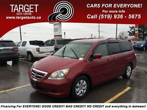 2006 Honda Odyssey EX Power Sliding, Drives Great Very Clean