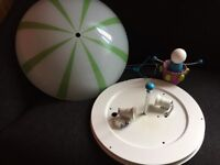 Philips kidspace hot air balloon ceiling light