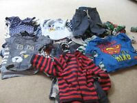 BABY BOYS CLOTHES BUNDLE AGE 12-18MONTHS