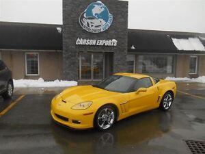 2010 Chevrolet Corvette GRAND SPORT 3LT NAVI! 28KM! FINANCING AV