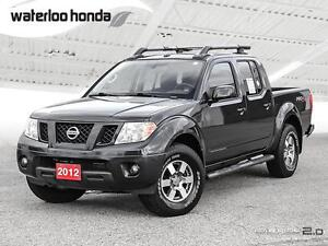 2012 Nissan Frontier PRO-4X 4X4, Heated Leather and More! Kitchener / Waterloo Kitchener Area image 1