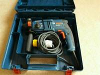 Bosch sds drill gbh 2000 120v only used 3 times. Not Makita or Dewalt