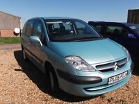 2005 CITROEN C8 2.0 HDI BREAKING FOR SPARES