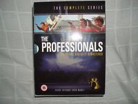 The Professionals The complete series
