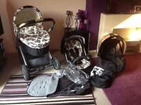 Oyster 3 in 1 Travel System