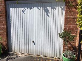 HORMANN GARAGE DOOR UP AND OVER