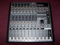 Mackie PRO FX12 Professional Mixer With 32-bit RMFX+ Effects Processor and USB.