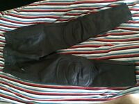 Rhino Motorcycle leathers - barely worn