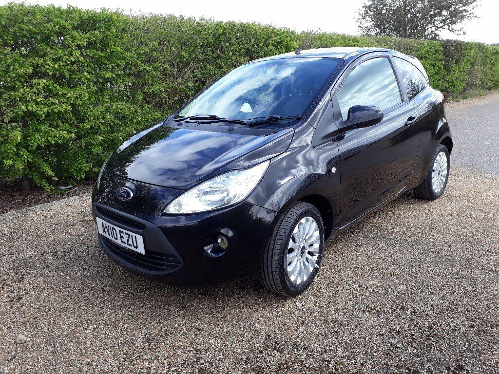 Ford Ka Zetec  Road Tax Mot Nov