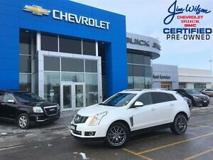2016 Cadillac SRX Premium Collection AWD LEATHER ROOF 20'S DRIVE